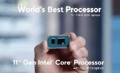 Intel tung chip máy tính xách tay mới đối đầu với Apple