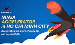 NINJA Accelerator tại Hồ Chí Minh bắt đầu vòng tăng tốc với top 15 startup được chọn