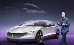 Tại sao Apple lại sản xuất ô tô?