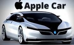 5 bằng sáng chế có liên quan đến việc sản xuất ô tô của Apple