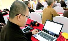 Đẩy lùi các thông tin xấu, xuyên tạc trên Internet hiện nay trong môi trường Phật giáo
