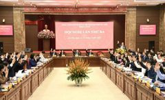 Hội nghị lần thứ ba BCH Đảng bộ TP. Hà Nội: 10 chương trình công tác phải khẳng định được giá trị cuộc sống