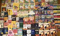 Sách Việt ở trời Âu