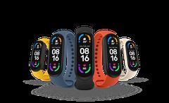 Vòng đeo tay thông minh Mi Smart Band 6 với nhiều nâng cấp toàn diện