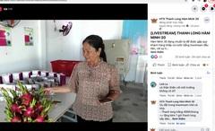 Chuyển đổi số, Bình Thuận thí điểm giúp nông dân livestream kinh doanh nông sản