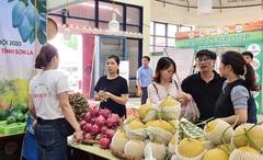 Hội chợ Nông sản thực phẩm an toàn năm 2021