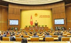 Bế mạc Kỳ họp cuối cùng Quốc hội khóa XIV