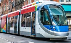 Chuyển đổi số hệ thống điều hành xe điện West Midlands