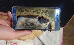 Xung quanh việc khắc phục sự cố cháy nổ của Galaxy Note7