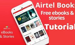 Nhà mạng toàn cầu Airtel ra mắt cửa hàng ứng dụng sách điện tử