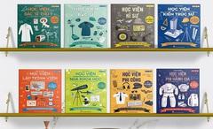 Sách STEM truyền cho trẻ lòng yêu khoa học