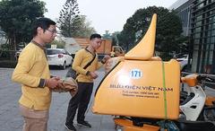 Bưu điện bắt đầu chuyển phát 18.000 vé trận đấu bóng đá Việt Nam - Malaysia