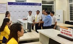 Bưu điện huyện Thường Xuân, Thanh Hóa thực hiện bộ phận 1 cửa UBND