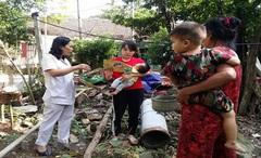 Điện Biên nỗ lực cải thiện vệ sinh môi trường vùng dân tộc thiểu số