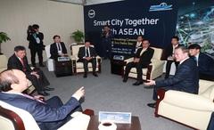 Hàn Quốc, ASEAN hợp tác sâu rộng về thành phố thông minh
