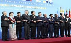 Hàn Quốc - ASEAN củng cố hợp tác toàn diện