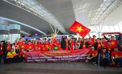Nhà mạng miễn phí data roaming cho cổ động viên Việt Nam tại Philippines