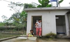 Lựa chọn mô hình nhà tiêu phù hợp: Lời giải cho bài toán vệ sinh vùng nông thôn