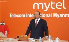 Việt Nam đưa công nghệ hiện đại nhất sang đầu tư và chuyển giao tại Myanmar