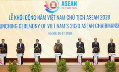 ASEAN 2020 - Nơi mọi người dân tương tác vun đắp, lan tỏa tinh thần Cộng đồng ASEAN