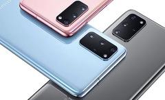Điện thoại flagship tích hợp 5G đầu tiên của Samsung vừa ra mắt