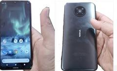 Tiếp tục rò rỉ thông tin về smartphone mới của Nokia