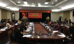 Tuyên truyền dự thảo Văn kiện Đại hội XIII của Đảng: Báo chí phải có các bài viết tích cực, chuyên sâu