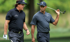 Tiger Woods vắng mặt tại The Match: Champions for Change