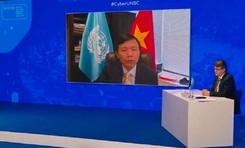 Việt Nam ủng hộ xây dựng môi trường mạng an toàn nhằm duy trì hòa bình, an ninh quốc tế