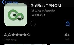 Go!Bus, ứng dụng số hỗ trợ giao thông công cộng TP. Hồ Chí Minh
