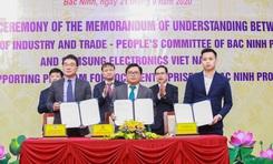 Samsung hỗ trợ doanh nghiệp Việt Nam tại Bắc Ninh