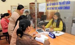 Bước đột phá trong công tác cải cách hành chính của thành phố Hà Nội