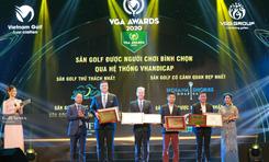 Gala Giải thưởng VGA Awards 2020 vinh danh 17 cá nhân và tập thể xuất sắc và ra mắt Quỹ phát triển golf trẻ