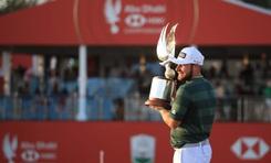 Tyrrell Hatton vô địch Abu Dhabi HSBC Championship 2020