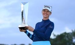 Jessica Korda vô địch Tournament of Champions sau loạt play-off căng thẳng