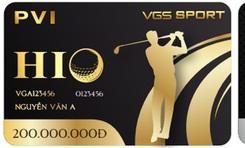 """Các golfer có thể sử dụng gói """"Dịch vụ giải thưởng HIO"""" tại các sân nào?"""