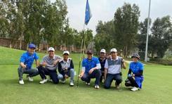 """Golfer Vũ Duy Linh trúng 100 triệu đồng từ """"Dịch vụ giải thưởng HIO"""" của VGS Sport"""