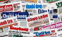 Bộ TT&TT thay thế 21 thủ tục hành chính trong lĩnh vực báo chí