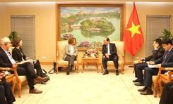 Ngân hàng thế giới sẵn sàng hỗ trợ quá trình chuyển đổi số và phát triển CPĐT tại Việt Nam