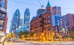 Thành phố Toronto, Canada tăng tốc chuyển đổi các dịch vụ số