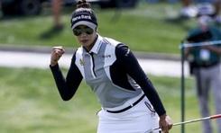 Patty Tavatanakit dẫn đầu sự kiện LPGA tại Thái Lan