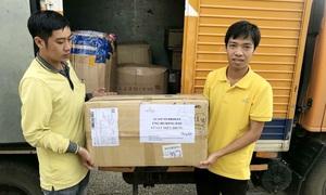 Bưu điện ủng hộ đồng bào miền Trung hơn 6,5 tỉ đồng