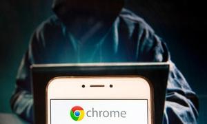 Hàng nghìn người bị lừa tải bản cập nhật Google Chrome giả mạo