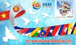 Việt Nam phát hành tem chào mừng Năm ASEAN 2020