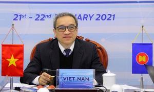 Hội nghị Bộ trưởng ASEAN số lần đầu tiên: Tăng tốc chuyển đổi số bao trùm đón cơ hội mới
