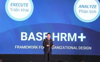 Ra mắt bộ giải pháp quản trị nhân sự toàn diện Base HRM+ giải bài toán phát triển doanh nghiệp