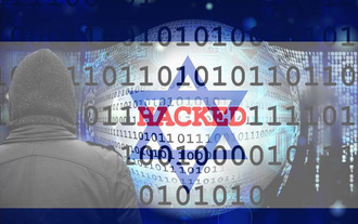 Hàng ngàn trang web của Israel bị tấn công thay đổi giao diện