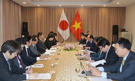 Nhật Bản - Việt Nam hợp tác hiệu quả về CPĐT