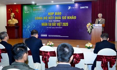 Nhân tài Đất Việt 2020: Vượt trội các sản phẩm khởi nghiệp, CĐS vào chung khảo