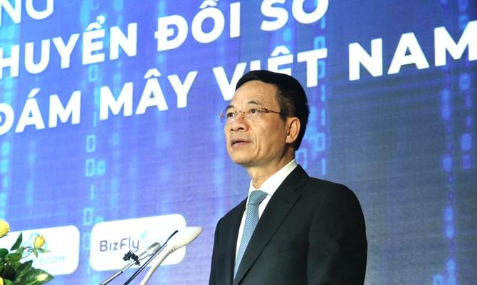 Bộ TT&TT hiệu triệu chuyển đổi số nhanh bằng nền tảng đám mây Việt Nam